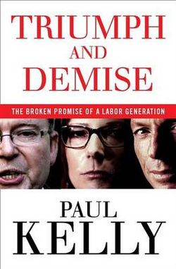 Triumph and Demise - new edition available, see synopsis