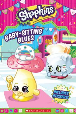 Baby-Sitting Blues