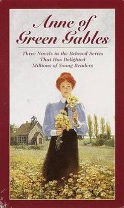 Boxed Set: Anne Green Gables v.1