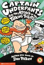 Captain Underpants #2: Captain Underpants and the Attack of the Talking Toilets