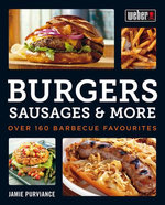 Weber's Burgers, Sausages & More