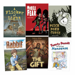 Learn at Home:Pocket Reads Year 6 Fiction Pack (6 Books)