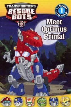 Meet Optimus Prime