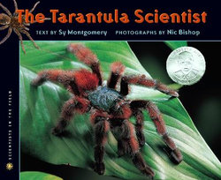 Tarantula Scientist