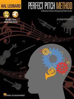 Hal Leonard Perfect Pitch Method (book/3-Cd Pkg)