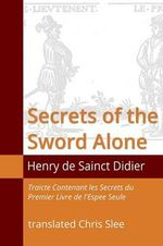 Secrets of the Sword Alone