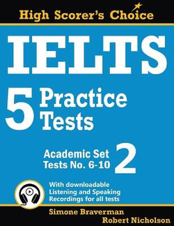 IELTS 5 Practice Tests, Academic Set 2