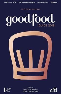 Good Food Guide 2018