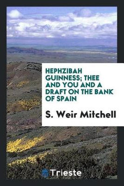 Hephzibah Guinness; Thee and You and a Draft on the Bank of Spain