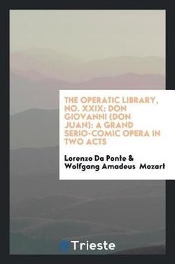 The Operatic Library, No. XXIX