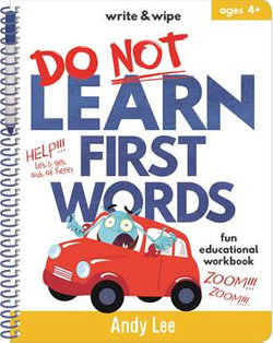 Write & Wipe - Do Not Learn First Words