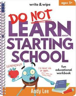 Write & Wipe - Do Not Learn Starting School