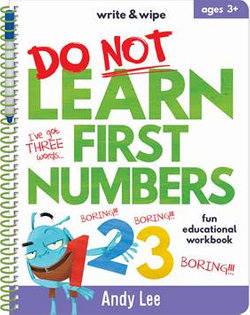 Write & Wipe - Do Not Learn First Numbers