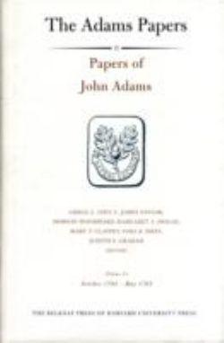 Papers of John Adams, Volume 14