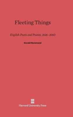 Fleeting Things
