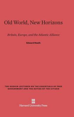 Old World, New Horizons