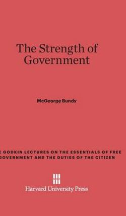 The Strength of Government