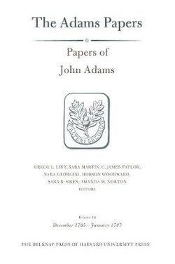 Papers of John Adams, Volume 18