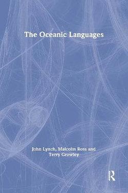 The Oceanic Languages