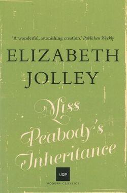 Miss Peabody's Inheritance (UQP Modern Classics)
