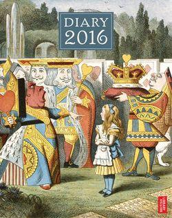 British Library Desk Diary 2016