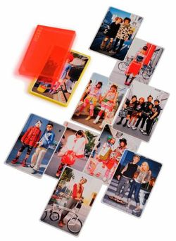 Fresh Fruits Postcards