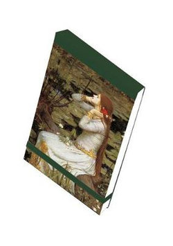 J W Waterhouse: Pocket Notepad