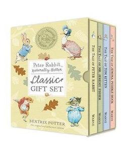 Peter Rabbit Naturally Better: Classic Gift Set