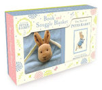 Peter Rabbit: Book And Snuggle Blanket Box Set