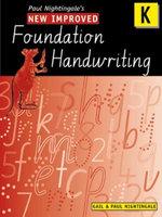 New Improved Foundation Handwriting NSW Kinder