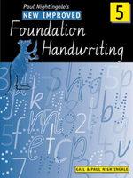 New Improved Foundation Handwriting NSW Year 5