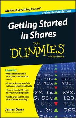 Getting Started in Shares For Dummies : Australia