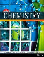Chemistry 3E Brv+wileyplus Stand-alone Card