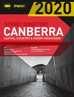 Street Directory : Canberra Capital Country & Snowy Mountains