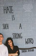 Hate is Such a Strong Word...