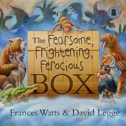 The Fearsome, Frightening, Ferocious Box Big Book
