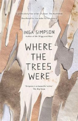 Where The Trees Were cover image