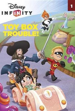 Toy Box Trouble!