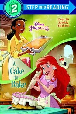 A Cake to Bake (Disney Princess)