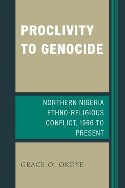 Proclivity to Genocide