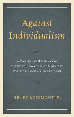Against Individualism