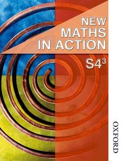 New Maths in Action S4/3 Student Book
