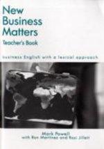 New Business Matters: Teacher's Resource