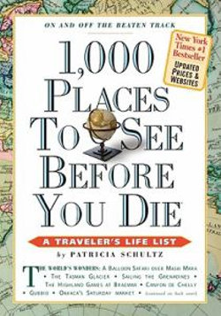 1,000 Places to See Before You Die 2010