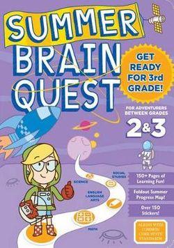 Summer Brain Quest: Between Grades 2 And 3