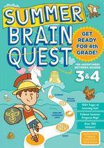 Summer Brain Quest: Between Grades 3 And 4
