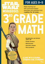 Star Wars Workbook: 3rd Grade Math