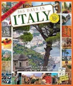 2018 365 Days in Italy Picture-A-Day Wall Calendar