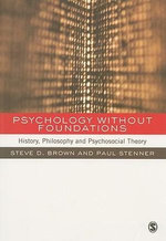 Psychology without Foundations
