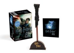 Harry Potter : Wizard's Wand with Sticker Book